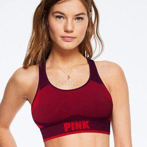 2/$30 ❤️ VS PINK Seamless Gym Racerback Bralette